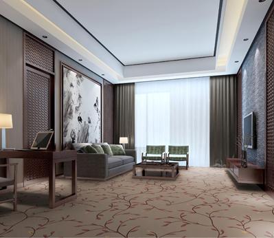 雅尔居酒店客房地毯91