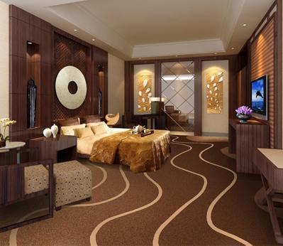 雅尔居酒店客房地毯92