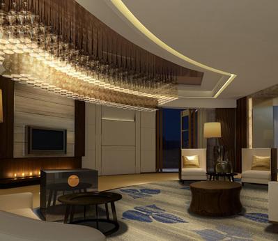 雅尔居酒店客房地毯96