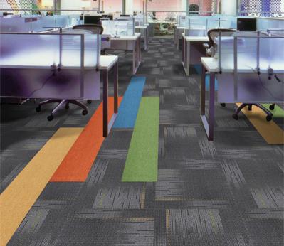 办公室方块地毯GY系列