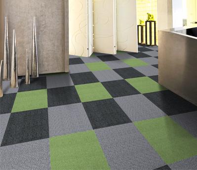 办公室方块地毯yejmf系列