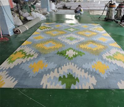定制羊毛地毯005