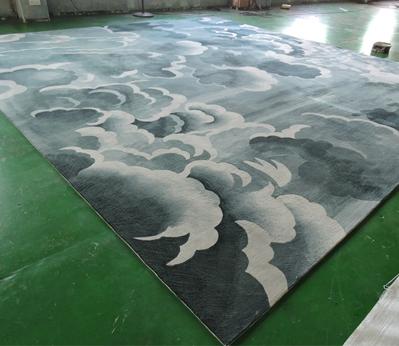定制羊毛地毯007