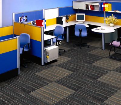 福田办公室方块地毯YNATA系列